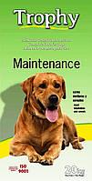 Сухой корм для собак - Trophy Maintenance, 20 кг.