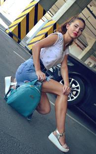 Жіночі міськи рюкзаки