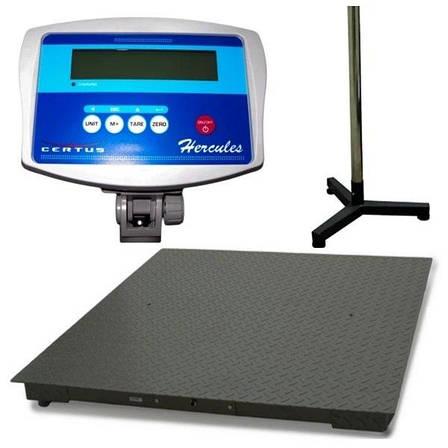 Весы платформенные Certus СНК-3000М1000(ЖК), (3000 кг), фото 2