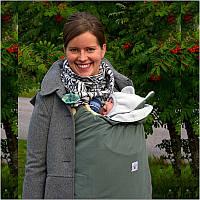 Слингонакидка-спальник MАM Multi Babywearing Cover, фото 1