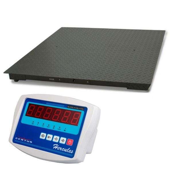 Ваги платформні електронні Certus РНК-600М200 (СД), (600 кг)