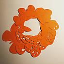 Набор 3д бабочек для декора Фиона, объемные бабочки из картона на скотче, метелики 3d, фото 4