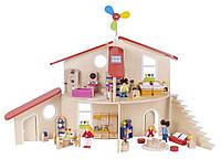 Кукольный домик-конструктор, Goki