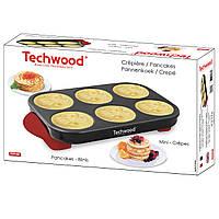Плита электрическая для выпечки блинов Techwood 371