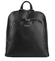 Стильный городской женский рюкзак с металлическими молниями - David Jones (CM5300)