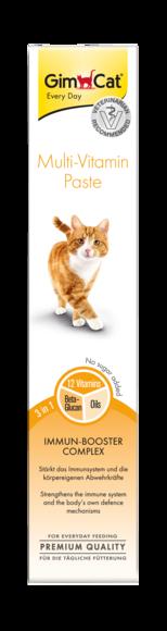 Gimcat мультивитаминная паста 50 г