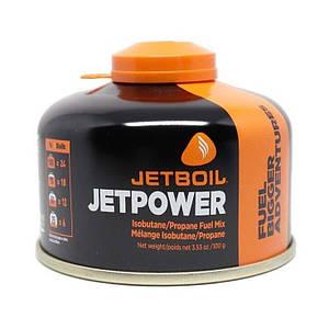 Газовий балон Jetboil Jetpower Fuel Blue 100 г