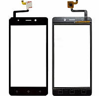 Touchscreen (сенсор) для смартфона Blackview A8 Чорний