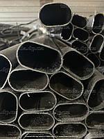 Труба 50х30х1,2 сварная стальная плоскоовальная