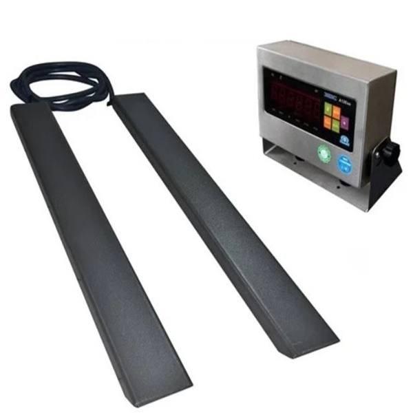 Ваги електронні балкові (стрижневі) ЗЕВС-A12ESS (2000 кг)