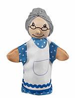 Бабушка, кукла для пальчикового театра, Goki