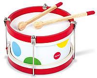 Барабан, музыкальный инструмент, Конфетти, Janod
