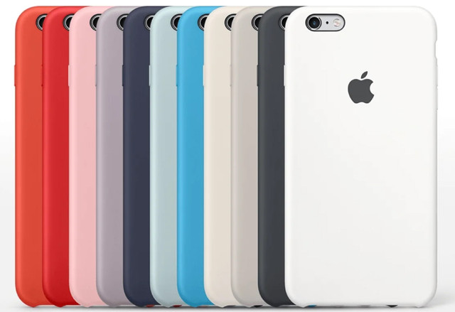 6S Hi-Copy Silicone Case