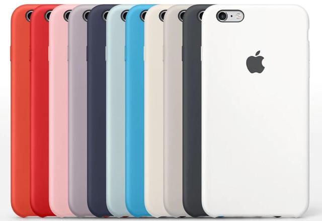 6S Hi-Copy Silicone Case