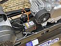 Воздушный компрессор Беларусь 120л 3 цилиндровый 380 V 4.5 кВт 850 л/мин, фото 4