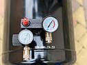 Воздушный компрессор Беларусь 120л 3 цилиндровый 380 V 4.5 кВт 850 л/мин, фото 5