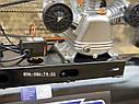 Воздушный компрессор Беларусь 120л 3 цилиндровый 380 V 4.5 кВт 850 л/мин, фото 8