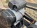 Воздушный компрессор Беларусь 120л 3 цилиндровый 380 V 4.5 кВт 850 л/мин, фото 9