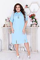 """Летнее платье   """"Виктория""""  Dress Code, фото 1"""