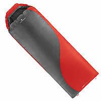 Спальный мешок Ferrino Yukon Pro SQ/+3°C Scarlet Red/Grey (Left), фото 1