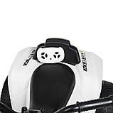 Дитячий квадроцикл на акумуляторі з пультом РУ M 4229EBR-1 білий, фото 5
