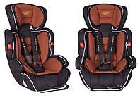 Автокресло Summer Baby COSMO  9-36 кг Коричневое