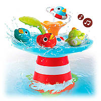 Игрушка-фонтан Утиные гонки, с музыкой, Yookidoo