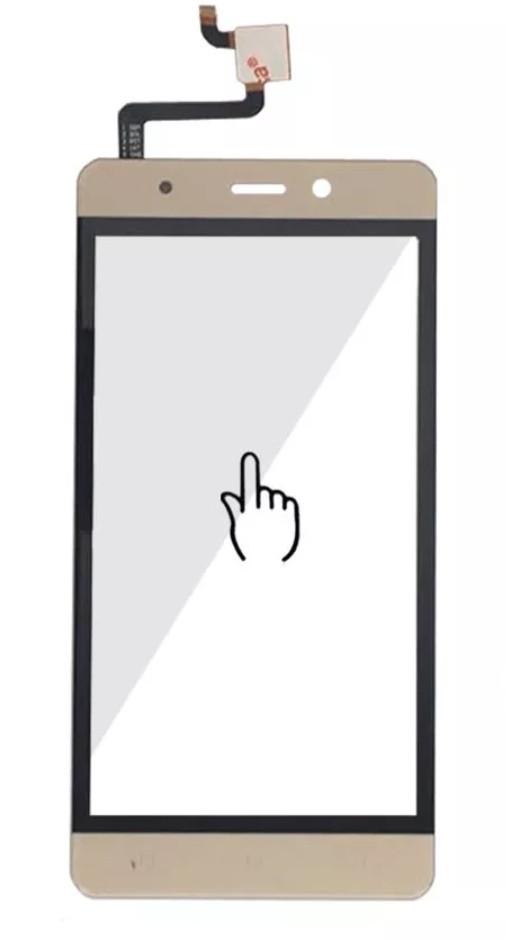 Touchscreen (сенсор) для смартфона Blackview A8 Золотий