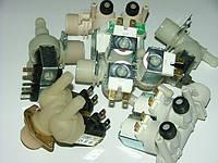 Клапаны для стиральных машин Indesit, Ariston, Ardo, Whirlpool, LG, Samsung и др.