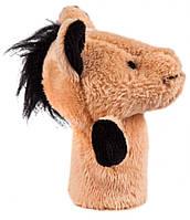 Конь, кукла для пальчикового театра, Goki