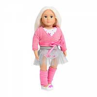 Кукла балерина с мягким телом Маите (15 см), Lori