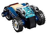 """Конструктор Bela 11261 Super Heroes """"Модернизированный квинджет Мстителей"""", 872 деталей., фото 6"""