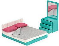 Мебель для спальни, мебель для кукол, Lori