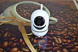 Wi-fi IP-Камера Відеоспостереження зі смартфона Відеоняня Cloud storage AP-288ZD + Безкоштовна доставка, фото 3