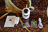 Wi-fi IP-Камера Відеоспостереження зі смартфона Відеоняня Cloud storage AP-288ZD + Безкоштовна доставка, фото 5