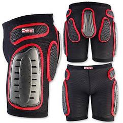 Защита  GARETH MX LEGS Black  S M L XL