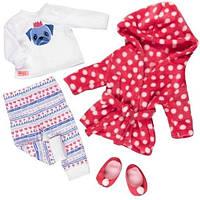 Набор одежды для кукол Deluxe Для сна, Our Generation