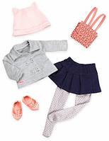 Набор одежды для кукол Deluxe Для школы, Our Generation