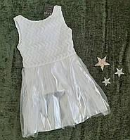 Красивое детское платье на рост 122 и 128
