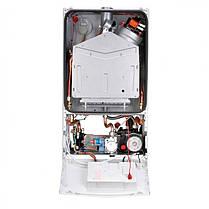 Котел газовий Bosch GAZ 4000 W ZWA 24-2 K двоконтурний, 7736901489, фото 3