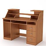 Компьютерный стол Комфорт 5 Компанит, фото 4