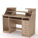 Компьютерный стол Комфорт 5 Компанит, фото 9