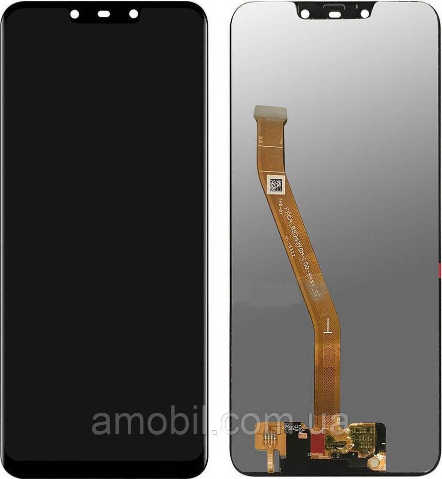 Дисплей+сенсор Huawei Mate 20 Lite SNE-LX1 black orig