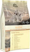 Carpathian Pet Food Active сухой корм для активных собак 3 кг