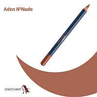 Карандаш для губ ADEN Nude