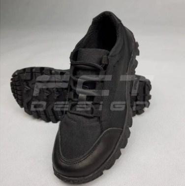 Кроссовки летние облегченные Энерджи кожа с черными тканевыми вставками (41,43,45,47 р)