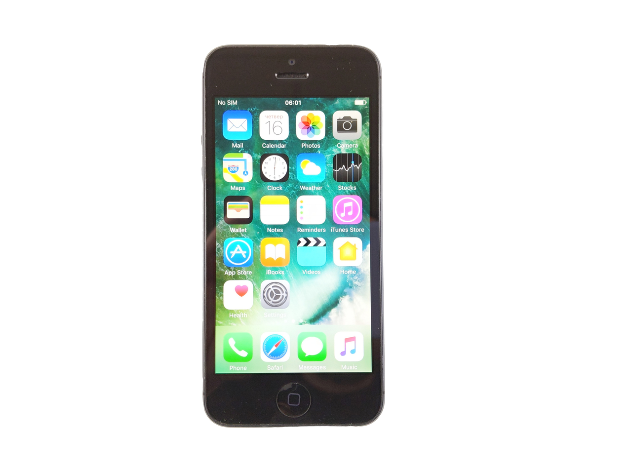 Apple iPhone 5 32Gb Black Grade C Б/У