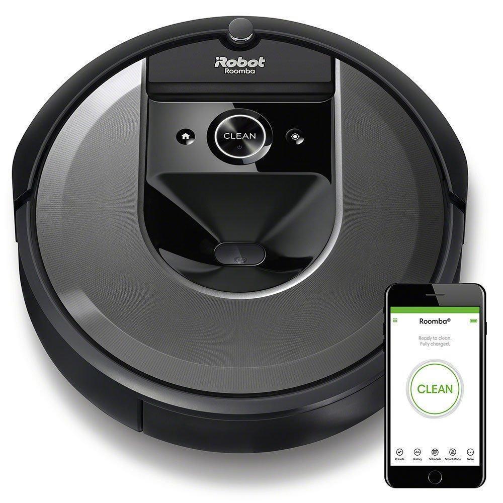 Робот-пылесос iRobot Roomba i7 (уценка)