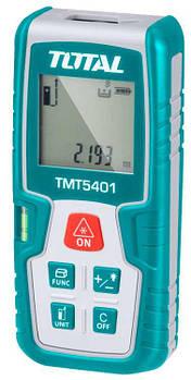 Вимір. пристрій TOTAL  TMT5401 далекомір лазерний, 40м.