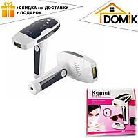 Лазерный эпилятор Kemei RM-6812   Фотоэпилятор для волос